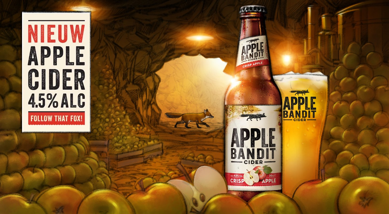 Apple Bandit (Cloudfactory)